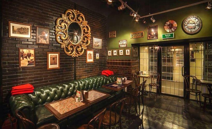 Выпить сидр в Edward's Pub