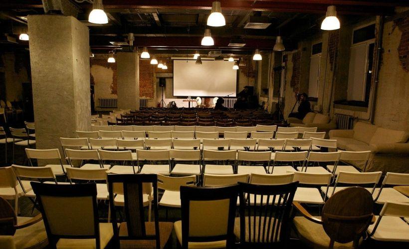 Посетить одну из лекций от Московской школы кино или Британской высшей школы дизайна