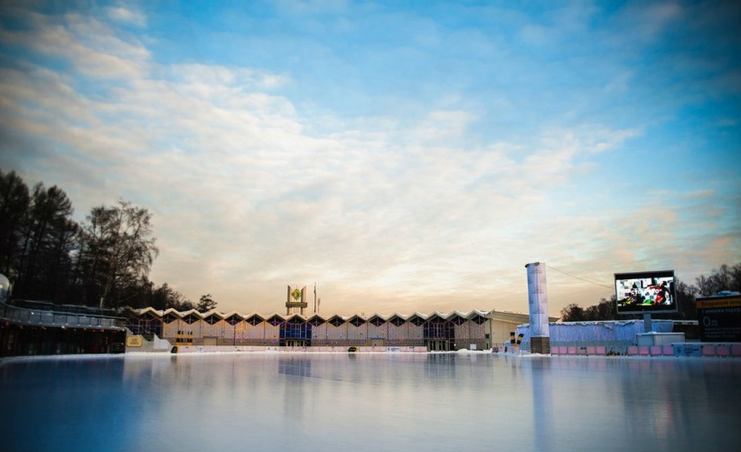 «Лед« в парке «Сокольники»