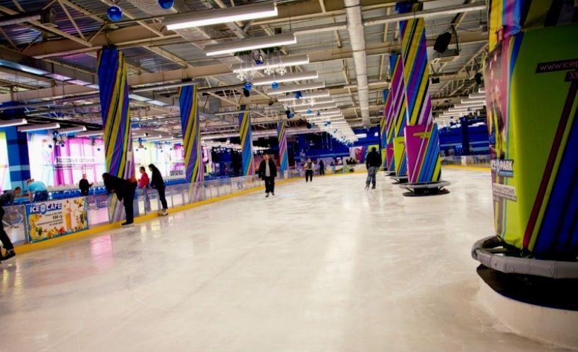 Ice Park в ТРК «Меркурий»
