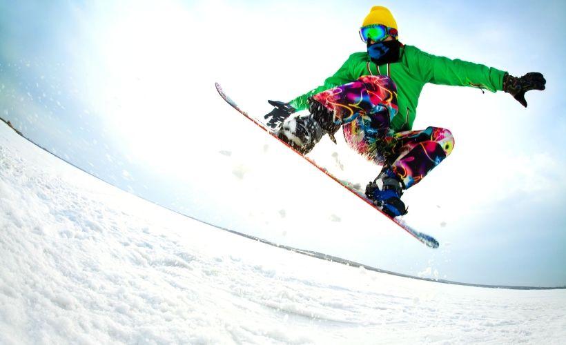 Сноубординг с клубом «Альбатрос»