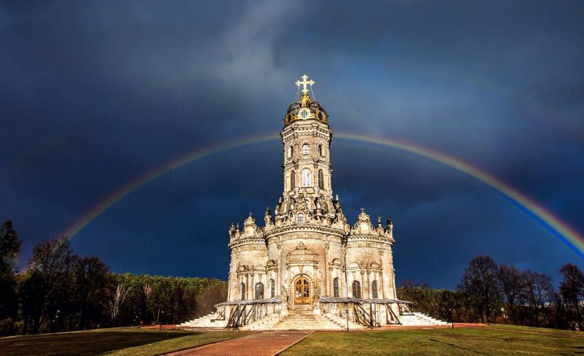 «Храм Знамения Богородицы в Дубровицах»