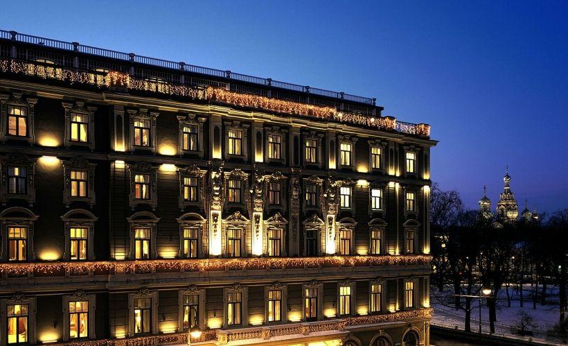 Три программы в «Гранд Отеле Европа»
