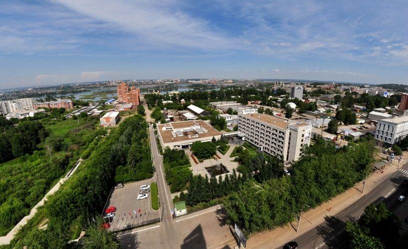 Иркутский Академгородок