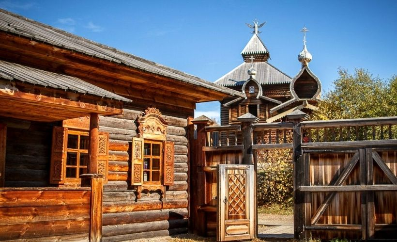 Альтернатива — Архитектурно-этнографический музей Тальцы