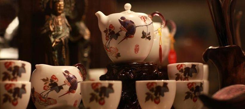Клуб чайной культуры «Железный Феникс»