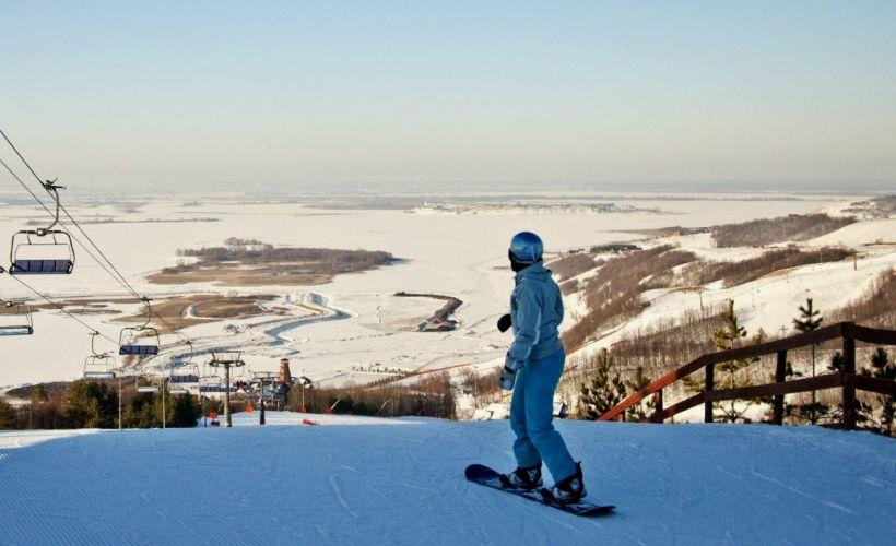Горные лыжи и сноубординг