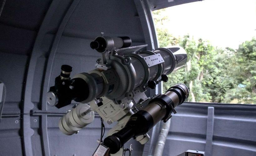 Сходить в обсерваторию
