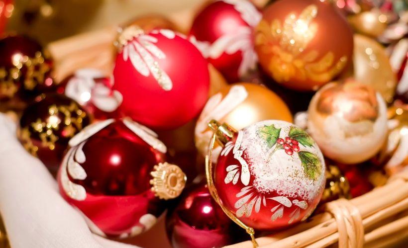 Новогодняя и рождественская ярмарка на Елагином острове