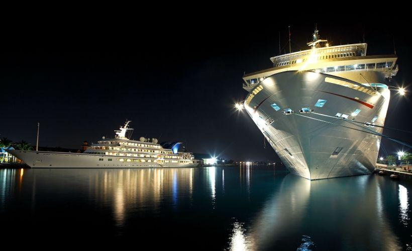 Морской Новый год с отелем «Парус»