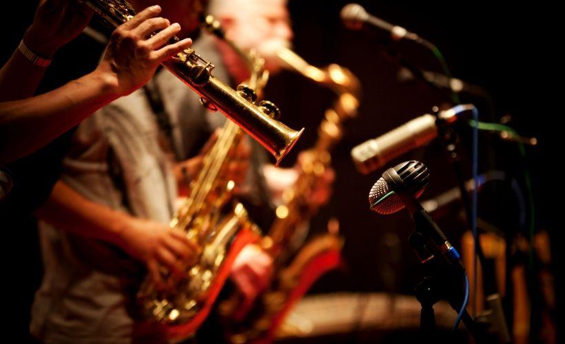 Послушать джаз на фестивале Christmas Fest