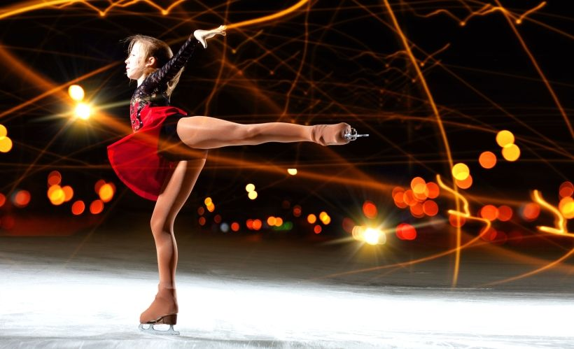 Посмотреть балет на льду