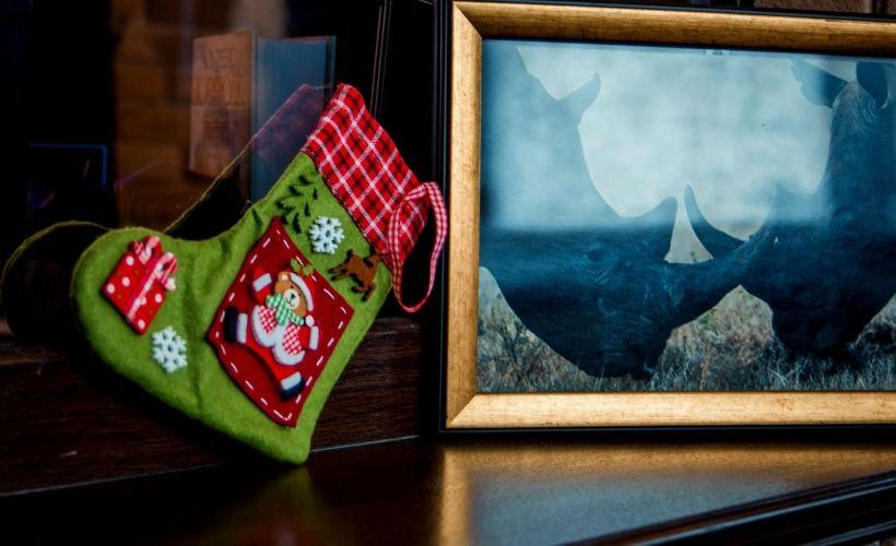 Новогодняя ночь в кафе «Носорог»