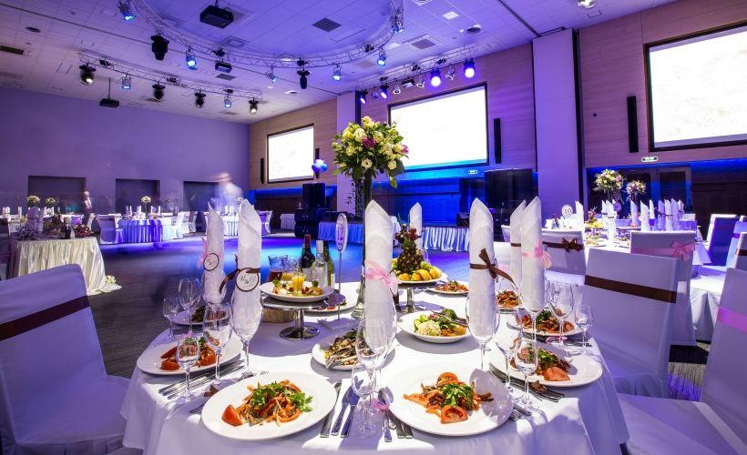 Новогодняя ночь в гостинице Hampton by Hilton Volgograd