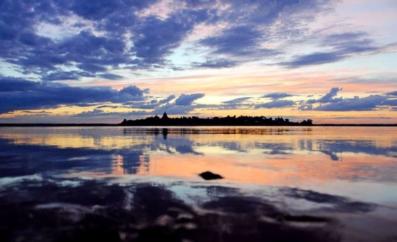 На остров-граде Свияжск