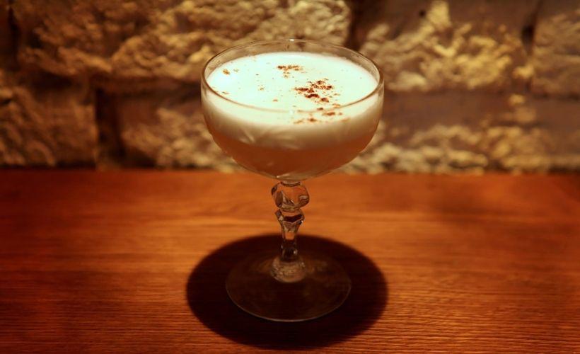 «Мечтатели» в баре Lumberjack Bar