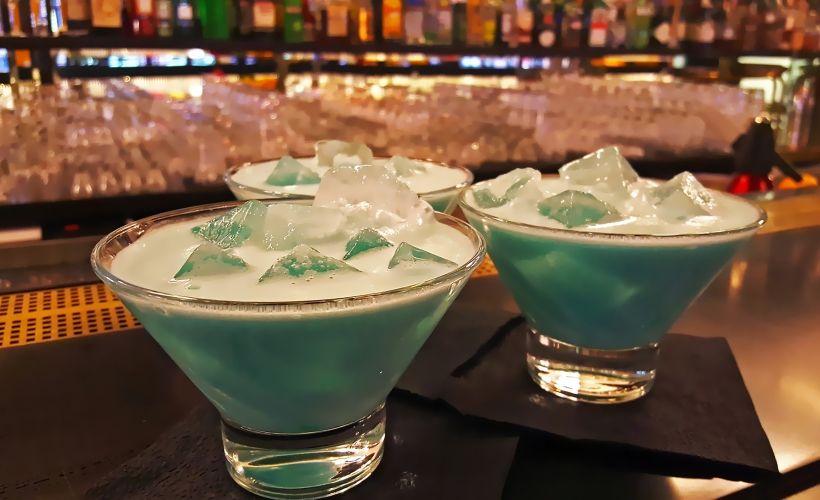 Blue Rime в Noor Bar