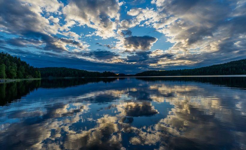 Увидеть Ладожское озеро