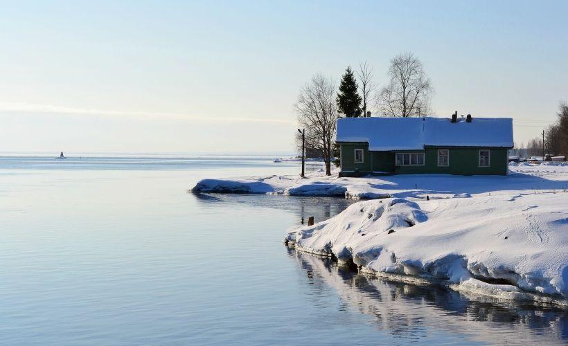 Порыбачить на Онежском озере