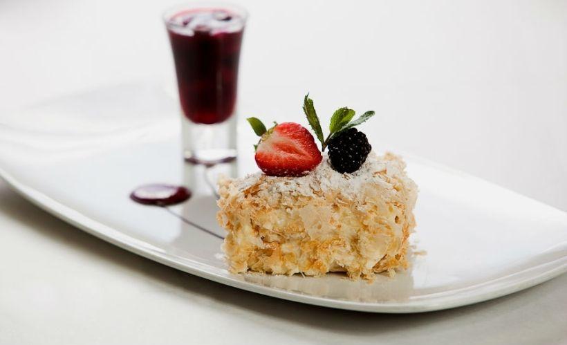 Французская кухня — La Maison