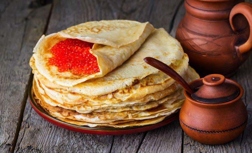 Русская кухня — «Коляда»