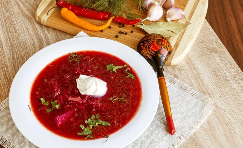 Украинская кухня — «Шинок у Солохи»