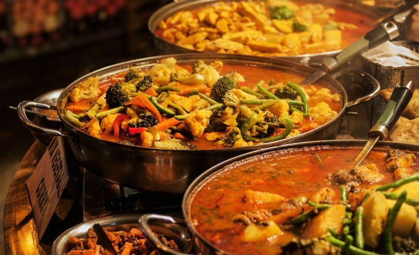Индийская кухня — Little India