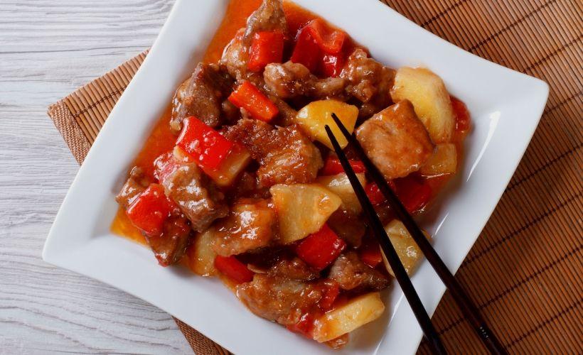 Китайская кухня — «Да Тан Ши Дя»