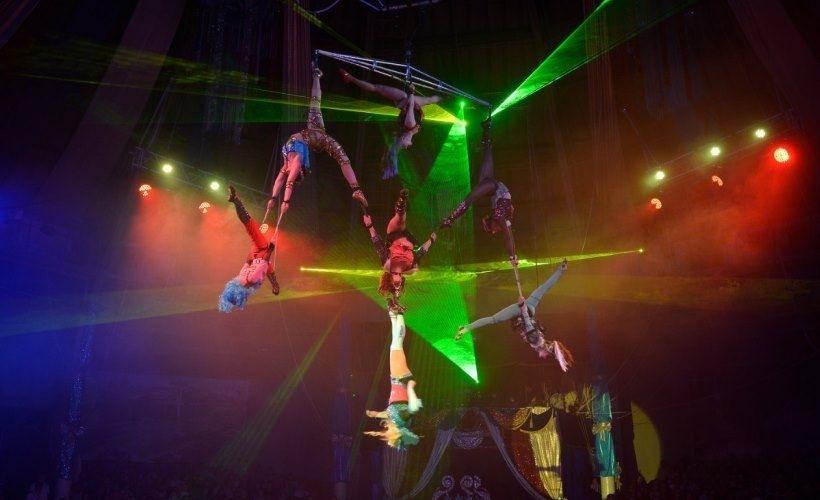 Пермский государственный цирк