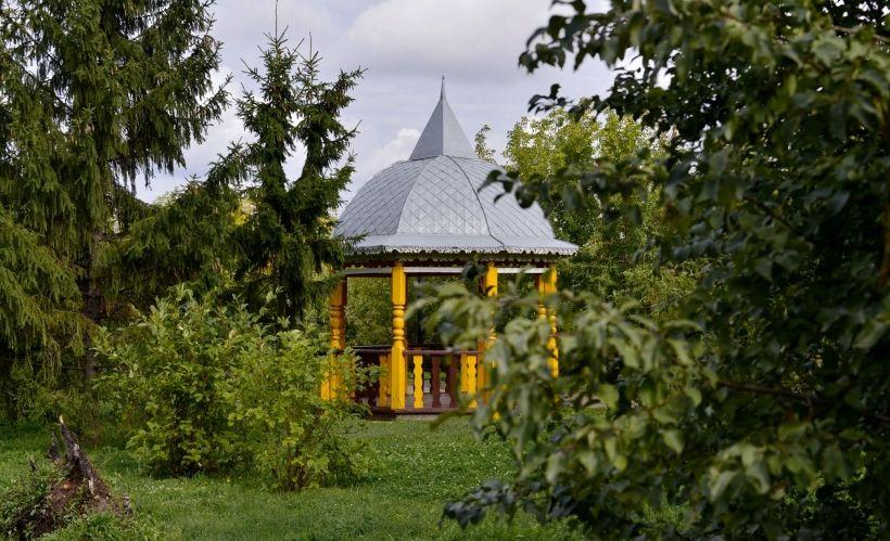 Фуксовский сад