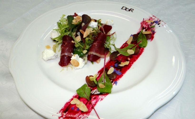 Французская кухня — La Rose D'OR