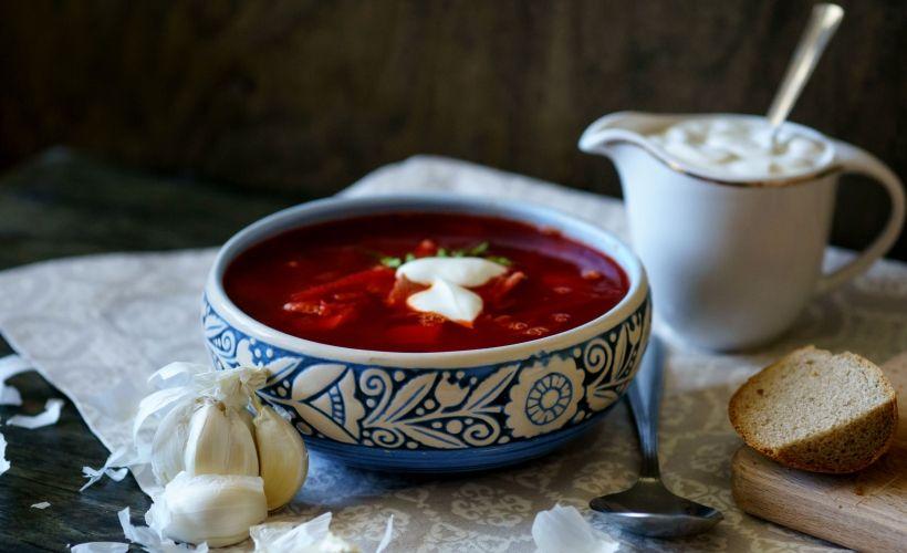 Русская кухня — «Купеческий двор»