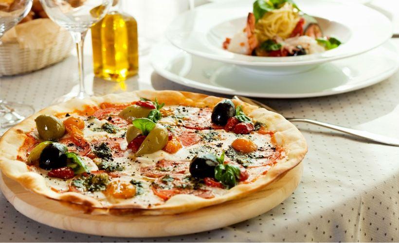 Итальянская кухня — «Сицилия»