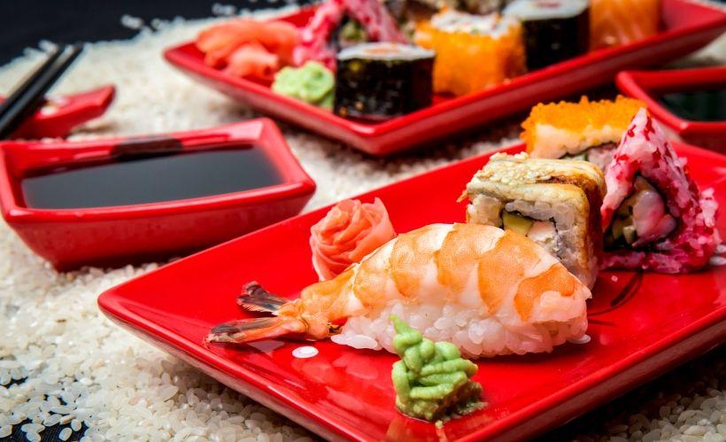 Японская кухня — «Академия суши»