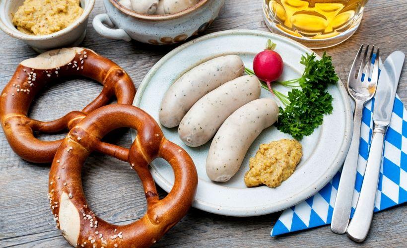 Баварская кухня — Paulaner Brauhaus