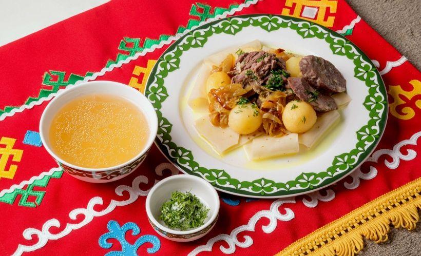 Национальная башкирская кухня картинки