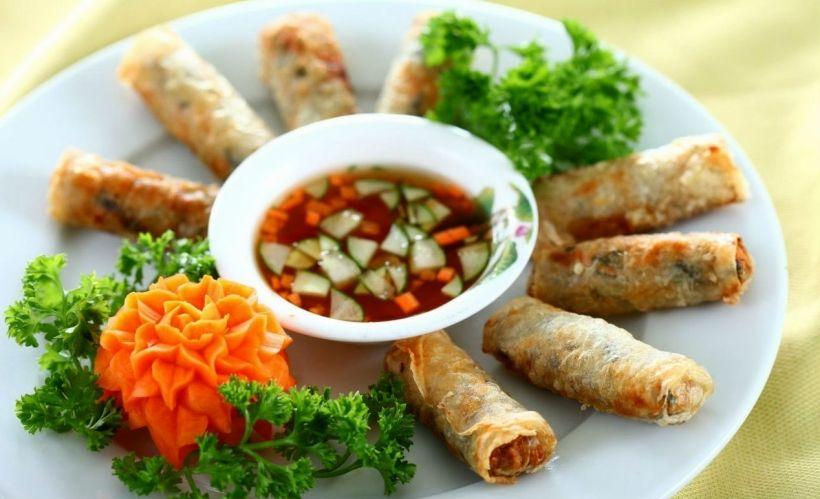 Вьетнамская кухня — Vietmon