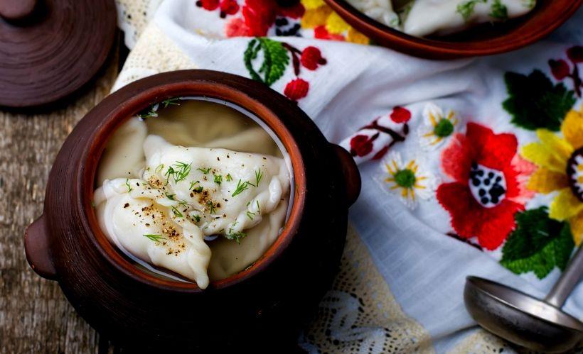 Украинская кухня — «Вечера на хуторе»