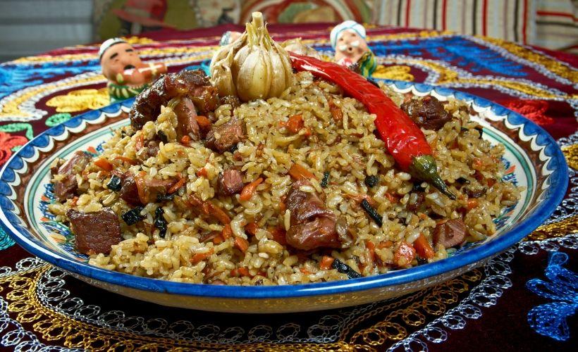 Узбекская кухня — «Нигора»
