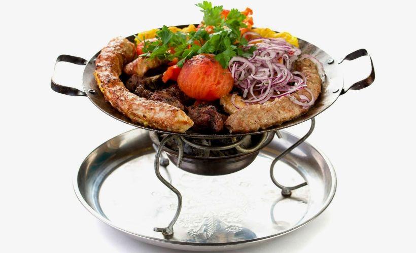Азербайджанская кухня — «Суфра»