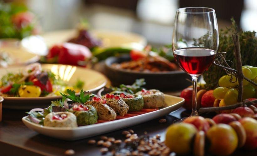 Грузинская кухня — «Гуливани»