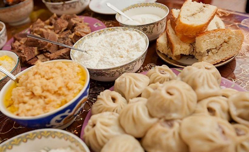 Бурятская кухня — «ЧингисХан»