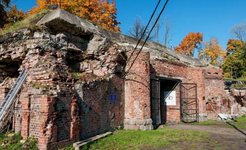 Форт № 5 — Король Фридрих-Вильгельм III