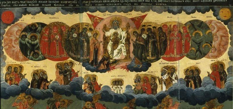 Древнерусское искусство, иконы и многое другое