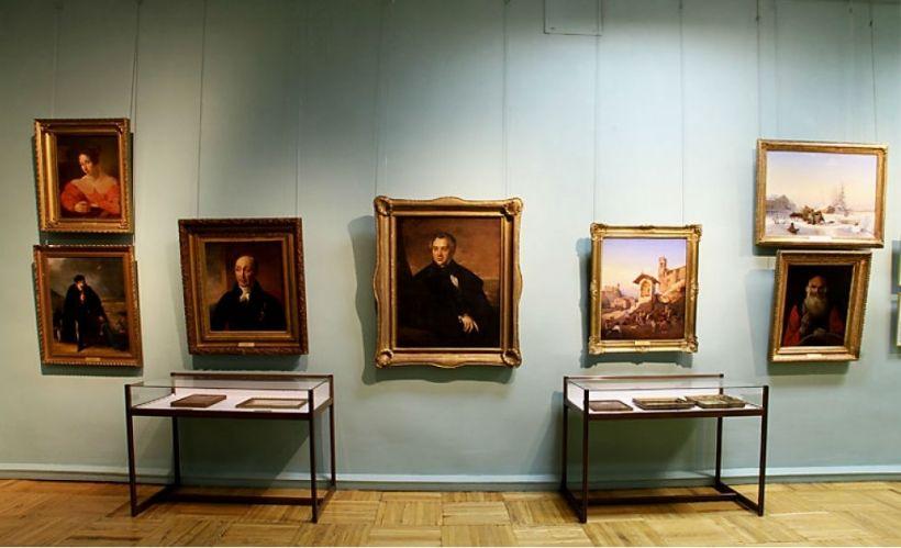 Иркутский областной художественный музей имени В. П. Сукачёва