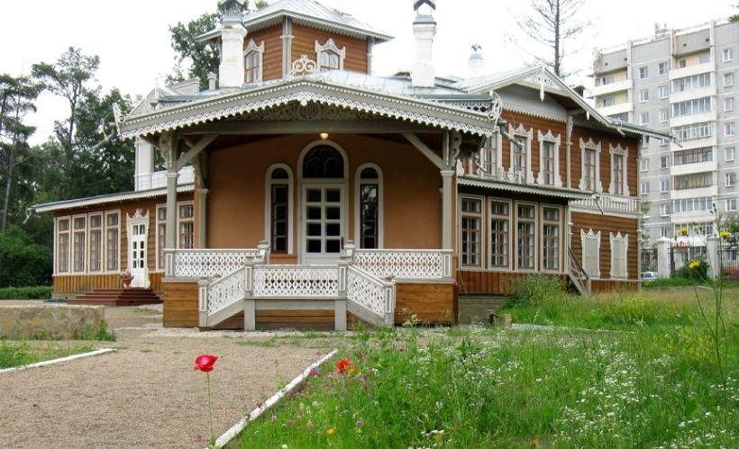 Усадьба Сукачёва (Мемориальный дом-музей В.П. Сукачёва)