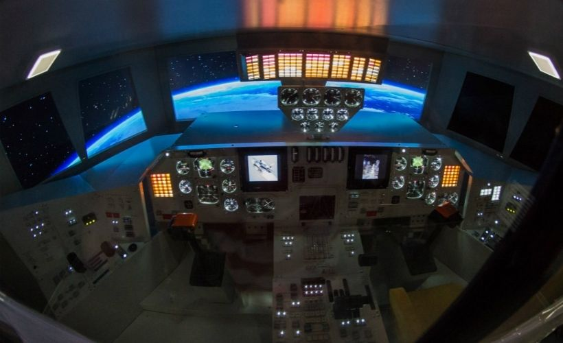 Интерактивный музейный комплекс «Буран»