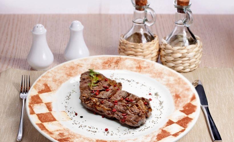 Denver steak в Bar & Grill