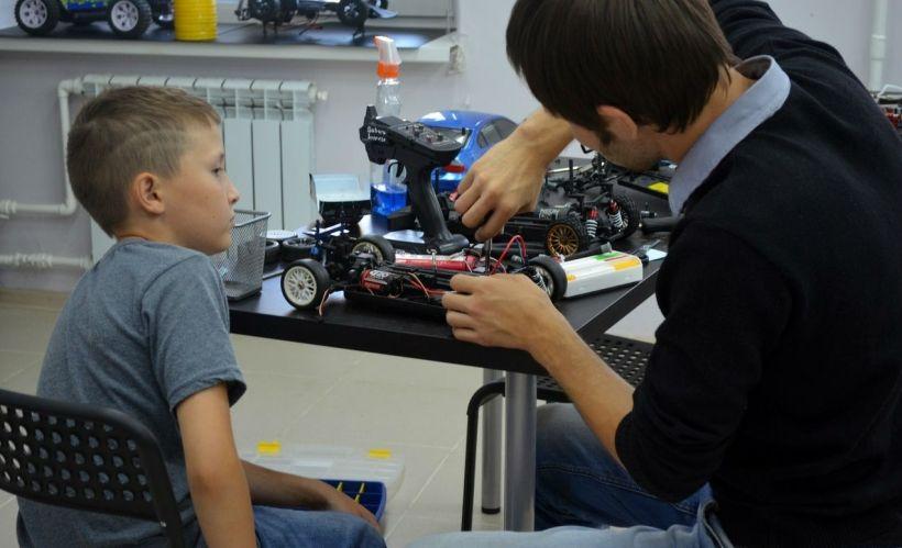 Школа моделизма и робототехники Start Junior