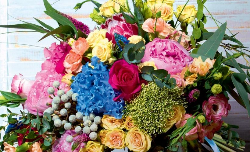 Дари цветы